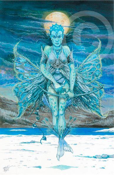 Coldheart Fairy