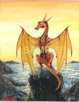 Dragon Sunrise