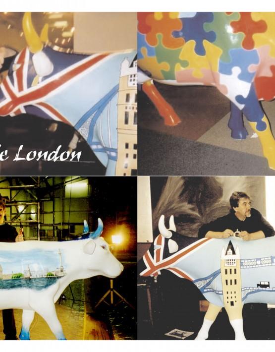 cowparade london