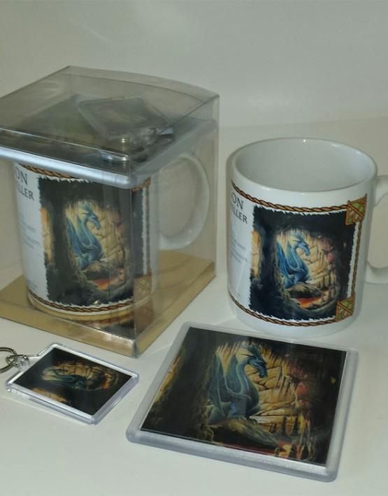 cavedweller mug set