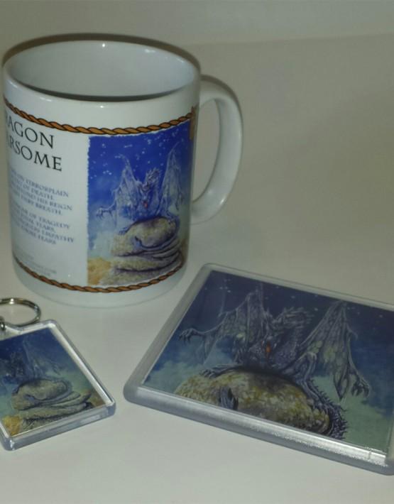fearsome mug set