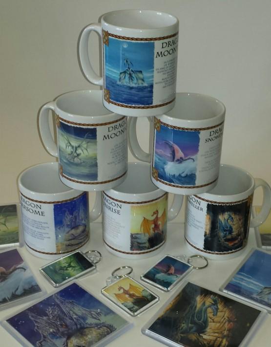 mug gift montage