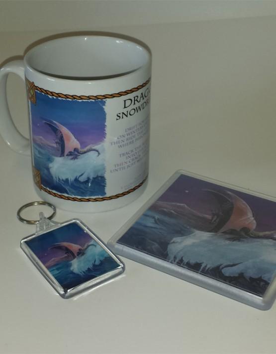 snowdrifter mug set