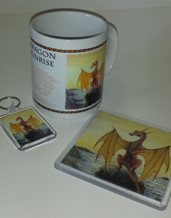 sunrise mug set
